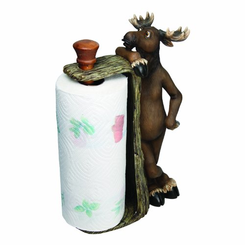 Rivers Edge Products Moose Paper Towel Holder