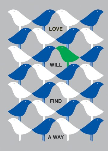 Love Will Find A Way Birds: Box of 15 Holiday