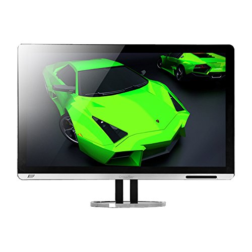 "Pefrect Pixel 27"" Crossover Black Tune 2763Amg Led 2560 X1440 Slim Lg Ah-Ips Display Port, Hdmi, Dvi-D 27 Inch Monitor"