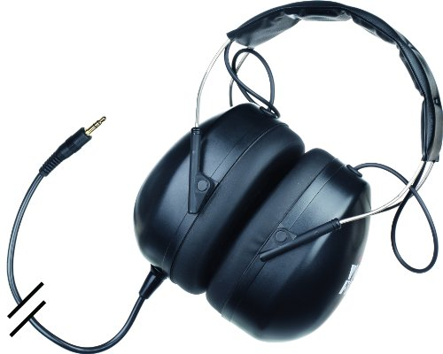 High noise hearing protection headphones