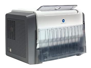 Konica minolta pagepro 1350w imprimante n&b laser legal, a4 1200 ppp x 1200 ppp jusqu`a 21 ppm capacite : 150 feuilles parallele, usb
