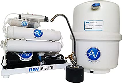 NAV Leisure 9 litres Water Purifier