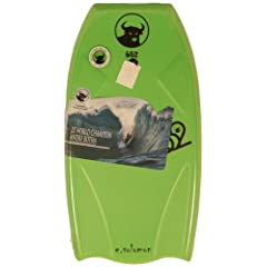 Buy 662 HD Eddie Solomon Graphic Bodyboard, Green, 42.5-Inch by 662