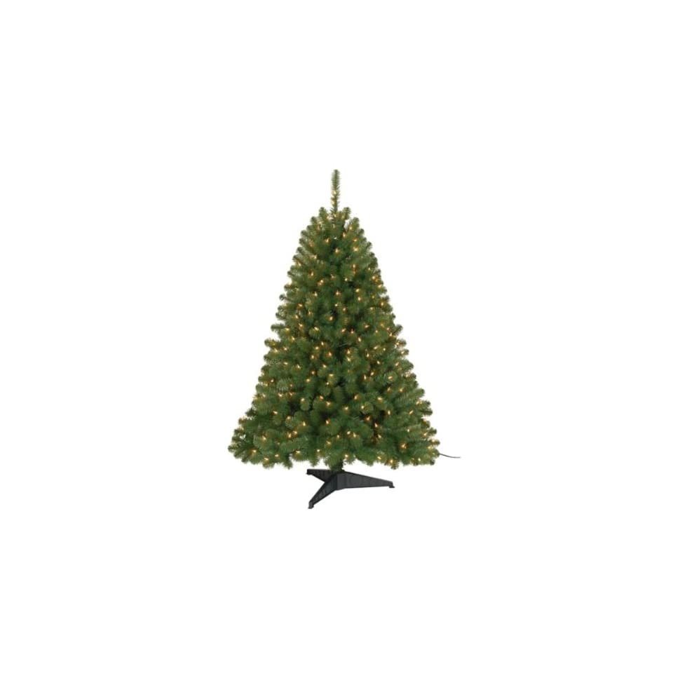 Trim a Home 4.5ft. Shenandoah Pine Christmas Tree with 200 Clear Lights