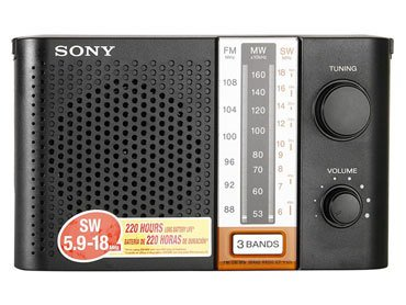 Sony icf f12s c e clock radio black best deals with for Icf pricing