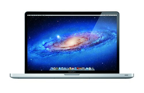 New Apple Macbook Pro 17 inch Laptop (Intel Core i7 Quad Core 2.2GHz, 4GB RAM, 750GB HDD, Up to 7 hrs battery life) - Launched February 2011