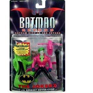 Batman Beyond The Jokerz Action Figure