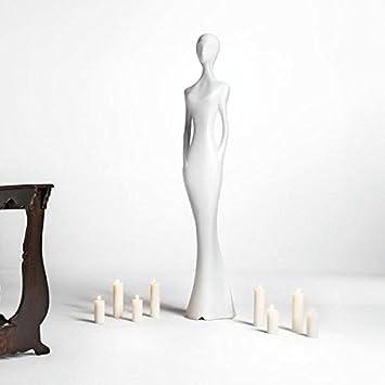Statua Design Penelope MYYOUR Bianco Opaco