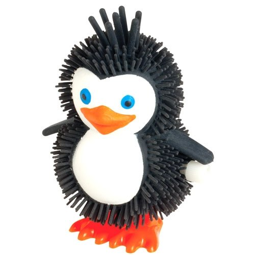 Toysmith Happy Hopper Penguin with U Toy
