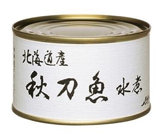 ストー 北海道産秋刀魚水煮 F2