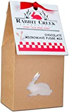 Rabbit Creek Products Chocolate Microwave Fudge Mix 175 Ounce