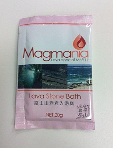Magmania Lava Stone Bath 富士山溶岩入浴剤