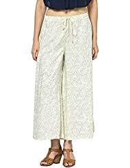 Rangmanch By Pantaloons Women's Regular Fit Dhoti Pants