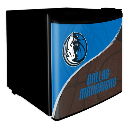 NBA Dallas Mavericks Dorm Room Fridge, 1.7 Cubic Feet (Nba Mini Fridge compare prices)