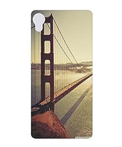 Techno Gadgets Back Cover for Sony Xperia XA