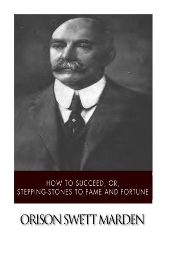 how to succeed orison swett marden pdf