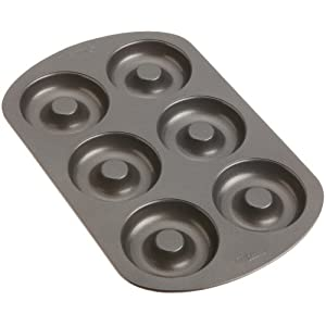 Wilton Nonstick 6-Cavity Donut Pan