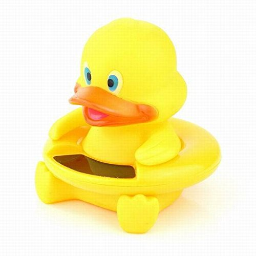Huayuan® Cute Duck Bath Tub Thermometer Water Temperature Tester Toy