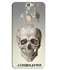 FurnishFantasy 3D Printed Designer Back Case Cover for Coolpad Max