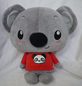 "Amazon.com: Nickelodeon Ni Hao, Kai-Lan Tolee 14"" Plush ..."