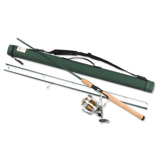 Orvis small stream trout and panfish outfit only rod reel for Trout fishing rod and reel