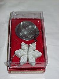 Williams Sonoma Snowflake Spice Tea Leaf Ball