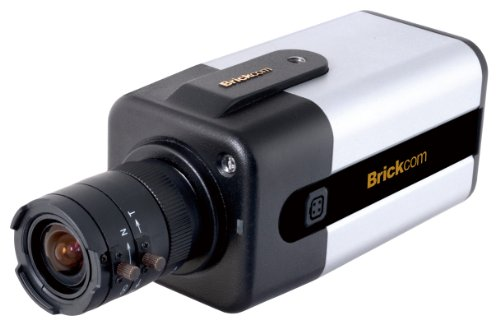 Brickcom Fixed Box Network Camera (FB-100AE)