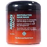 Argan Magic Restorative Hair Mask 8oz Jar