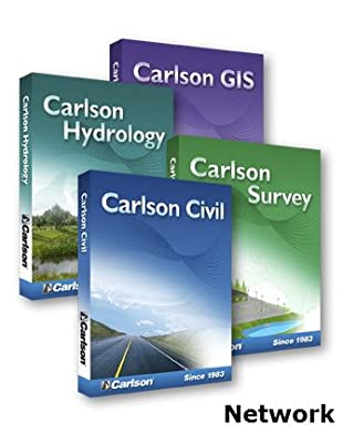 Network Carlson Civil Suite 2015 with IntelliCAD or for your AutoCAD & 1 year Maintenance