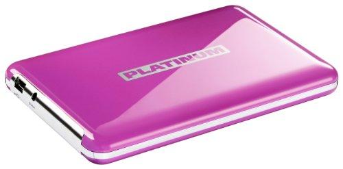 PLATINUM - MYDRIVE - DISQUE DUR EXTERNE PORTABLE 2,5  - 500 GO - USB 2.0 - VIOLET [DÉBALLER SANS...