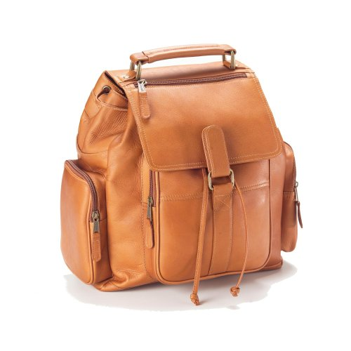 Clava Vachetta Leather Urban Survival Backpack – Vachetta Tan