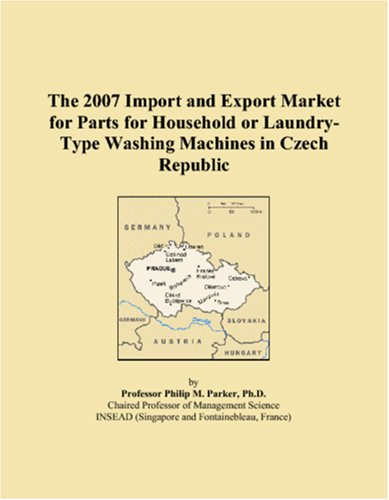 The 2007 Import and Export Market for Parts for Household or Laundry-Type Washing Machines in Czech Republic