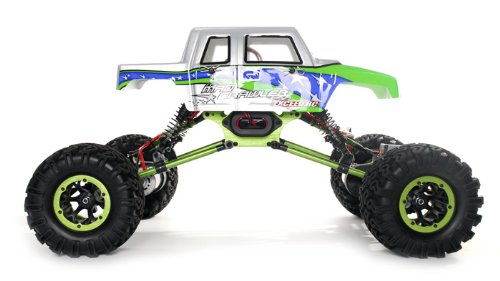 1/10 Scale Exceed RC Mad Crawler 4WD RTR Remote Control Truck