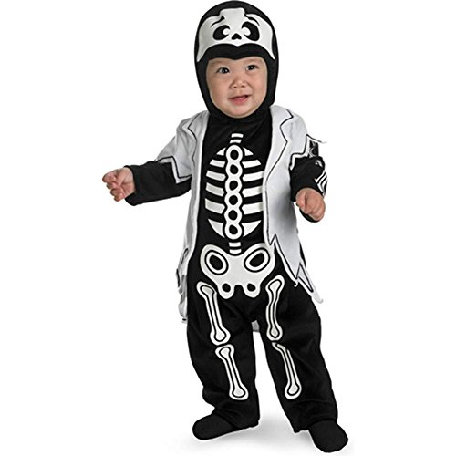 Lil' Bones Costume: Baby's Size 12-18 Months