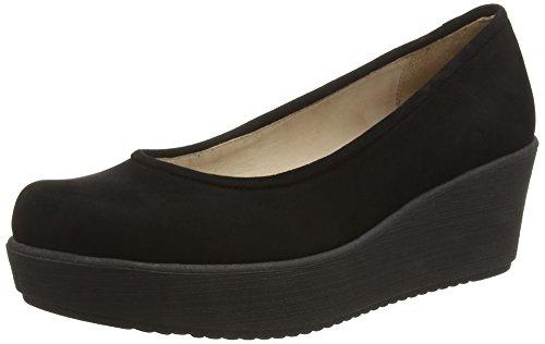 Unisa Fisa_Ks, Scarpe col tacco donna, colore nero (nero), taglia 36