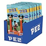 Disney Mickey Pez Dispensers (Pack of 12)