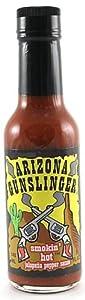 Arizona Gunslinger Sauce Jalapeno Pepper Hot 5-ounce 12 Pack from Arizona Gunslinger