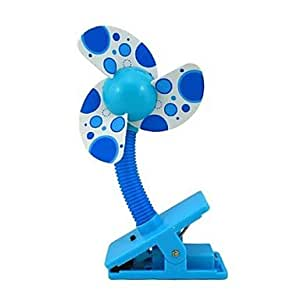 safety mini desktop and bed usb clip fan color random delivery computers accessories. Black Bedroom Furniture Sets. Home Design Ideas