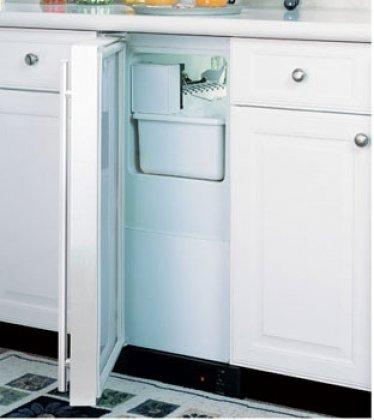 White Ice Finish Appliances
