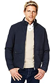 Blue Harbour Pure Cotton Barracuda Jacket