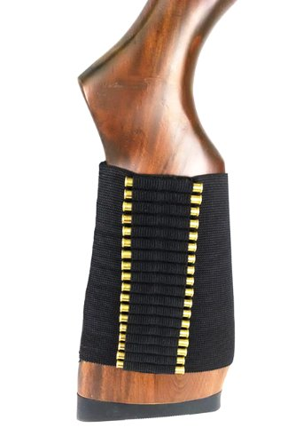 Review Of Flagaway® 72 Rounds .22 Ruger 10/22 Elastic Buttstock Rifle Shell Holder Stock Ammo