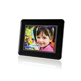 41IZPx7fi4L. SL500 AA280  HP df808c1 8 Inch Digital Picture Frame   $45 Shipped