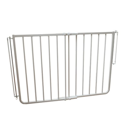 Cardinal Gates Outdoor Gate - White (Outdoor Stairway Gate compare prices)