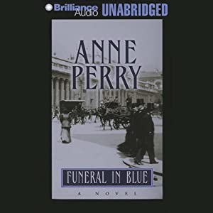 Funeral in Blue Audiobook