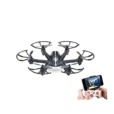 Quadcopter with Camera Wifi Real Time Transmission By Smartphone FPV DRONE
