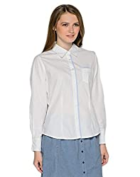 Soft White Shirt for Casual/Office Wear