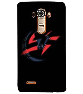 LG G4 SYMBOL Back Cover by PRINTSWAG