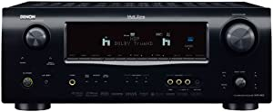 Denon AVR-1909 7.1-Channel Multizone Home Theater Receiver (Discontinued by Manufacturer)