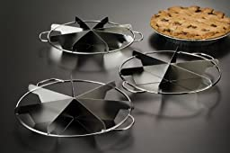 Pie Cutters With 7Cut, 2 Blades -- 1 each