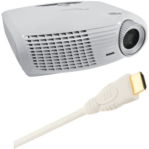optoma 815825014152 hd20 1080p home theater projector